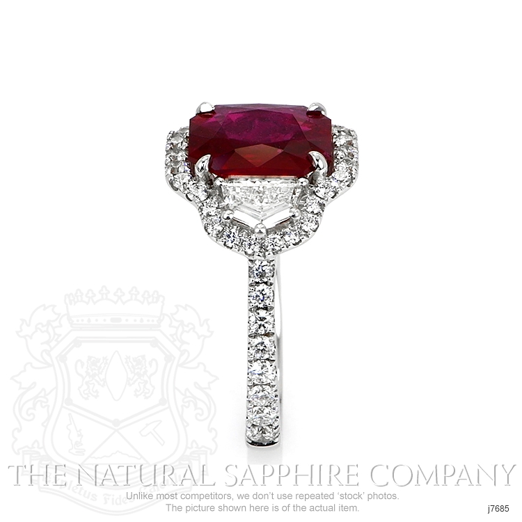 2.92ct Ruby Ring Image 3