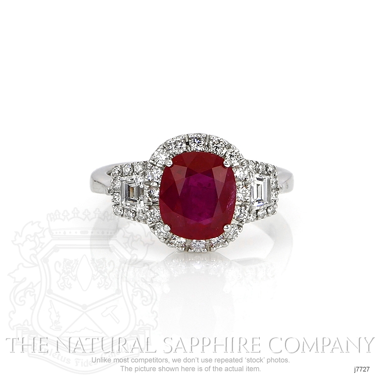 2.38ct Ruby Ring Image