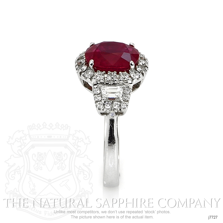 2.38ct Ruby Ring Image 3