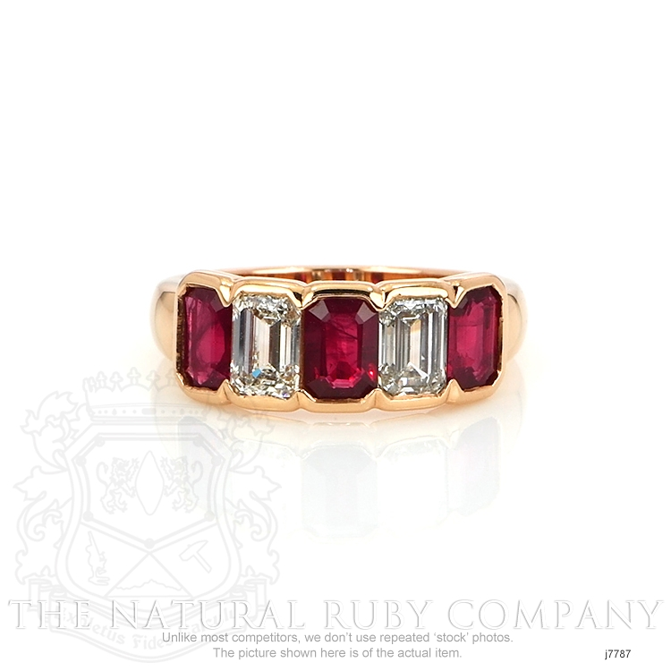1.65ct Ruby Ring Image