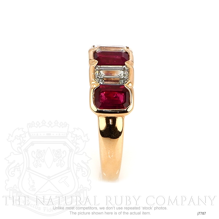 1.65ct Ruby Ring Image 3