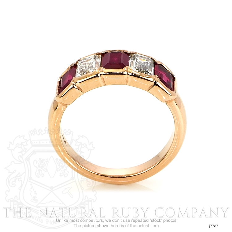 1.65ct Ruby Ring Image 4