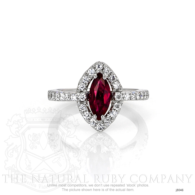 1.01ct Ruby Ring Image