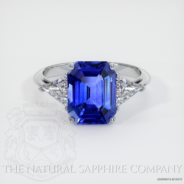 Details about  /Handmade 925 Sterling Silver Natural Sizable Blue Sapphire Ring Christmas Sale