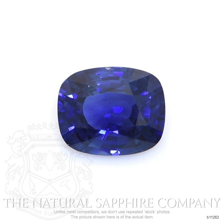 1.93 Ct Natural  Blue Sapphire Loose Gemstone