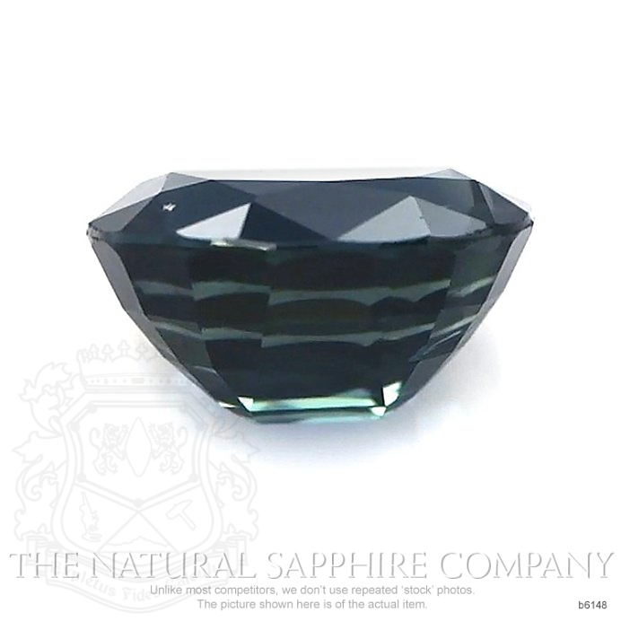 Natural Untreated Blue Sapphire B6148 Image 2