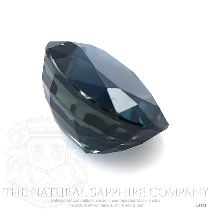 Natural Untreated Blue Sapphire B6148 Image 3