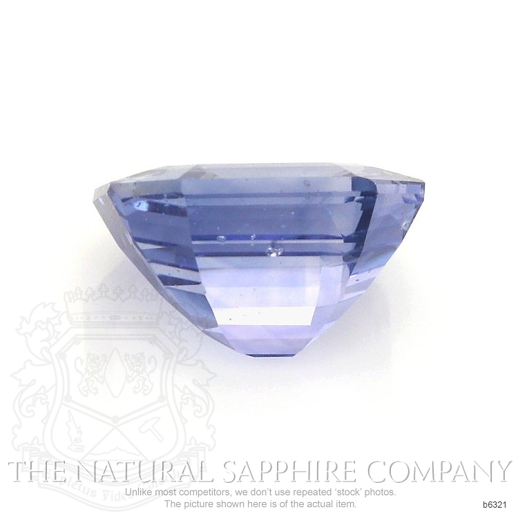 Natural Untreated Blue Sapphire B6321 Image 2