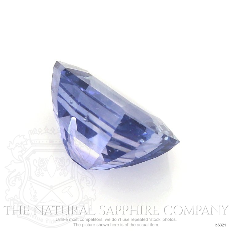 Natural Untreated Blue Sapphire B6321 Image 3
