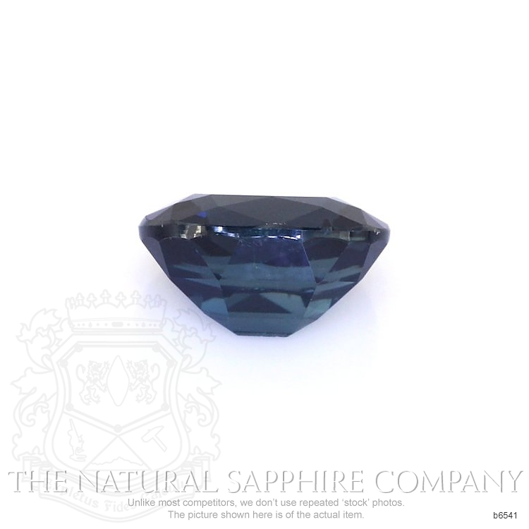 Natural Untreated Blue Sapphire B6541 Image 2