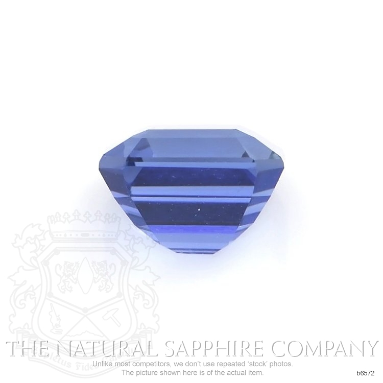 Natural Untreated Blue Sapphire B6572 Image 2