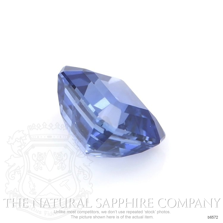 Natural Untreated Blue Sapphire B6572 Image 3