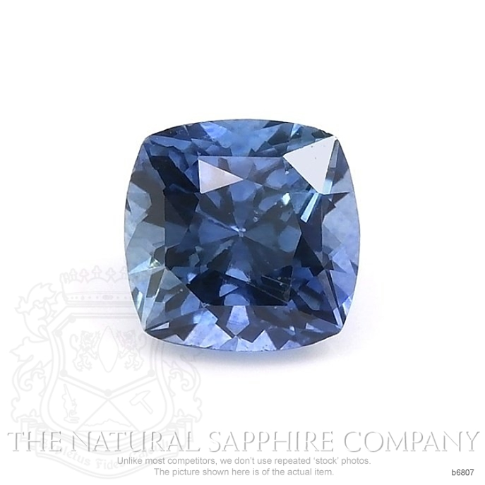 Natural Blue Sapphire B6807 Image