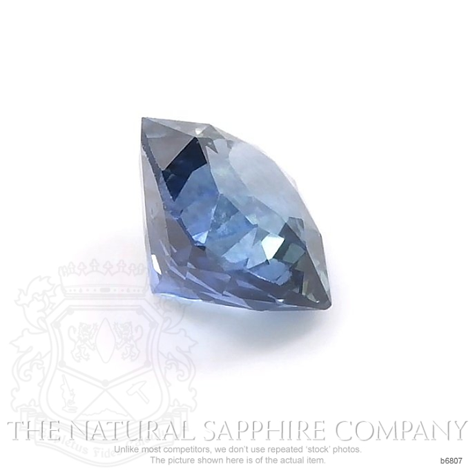 Natural Blue Sapphire B6807 Image 3