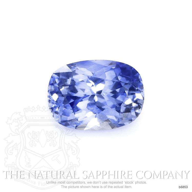 Natural Blue Sapphire B6853 Image