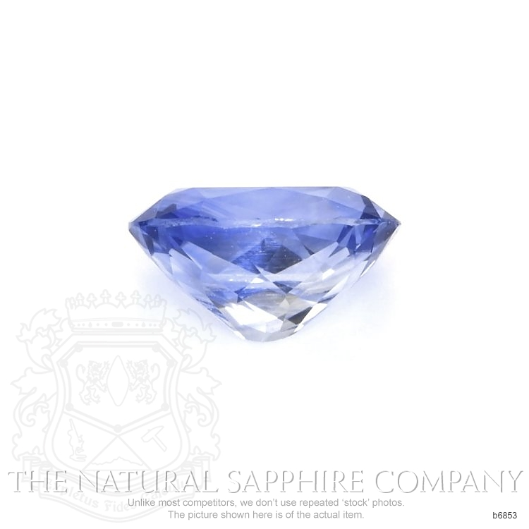 Natural Blue Sapphire B6853 Image 2