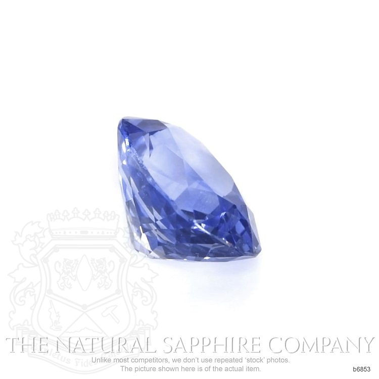 Natural Blue Sapphire B6853 Image 3