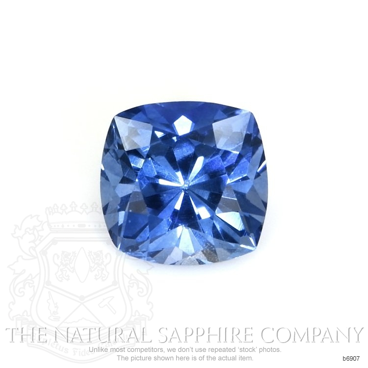 Natural Blue Sapphire B6907 Image