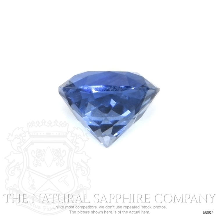Natural Blue Sapphire B6907 Image 2