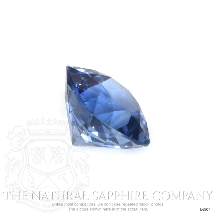 Natural Blue Sapphire B6907 Image 3