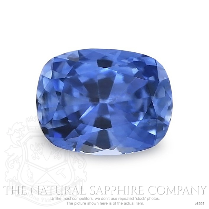 Natural Blue Sapphire B6924 Image