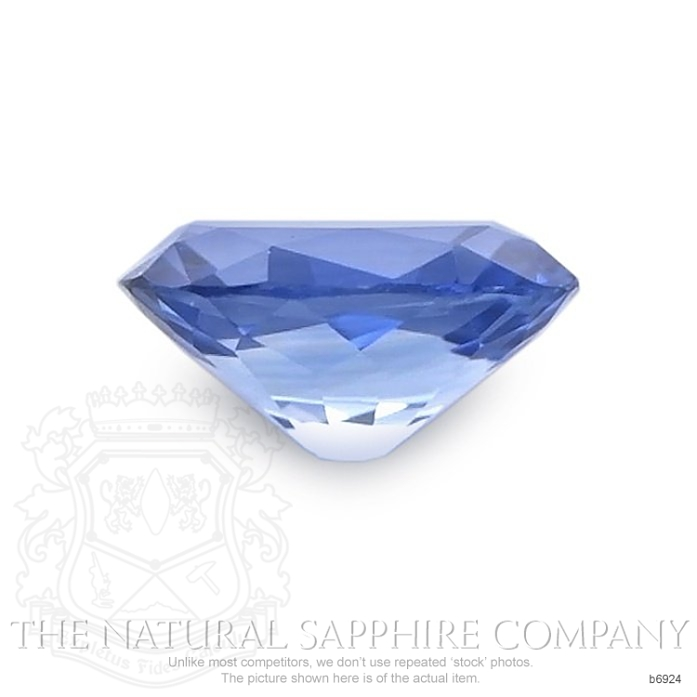 Natural Blue Sapphire B6924 Image 2