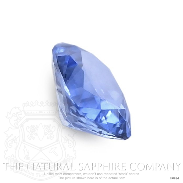 Natural Blue Sapphire B6924 Image 3