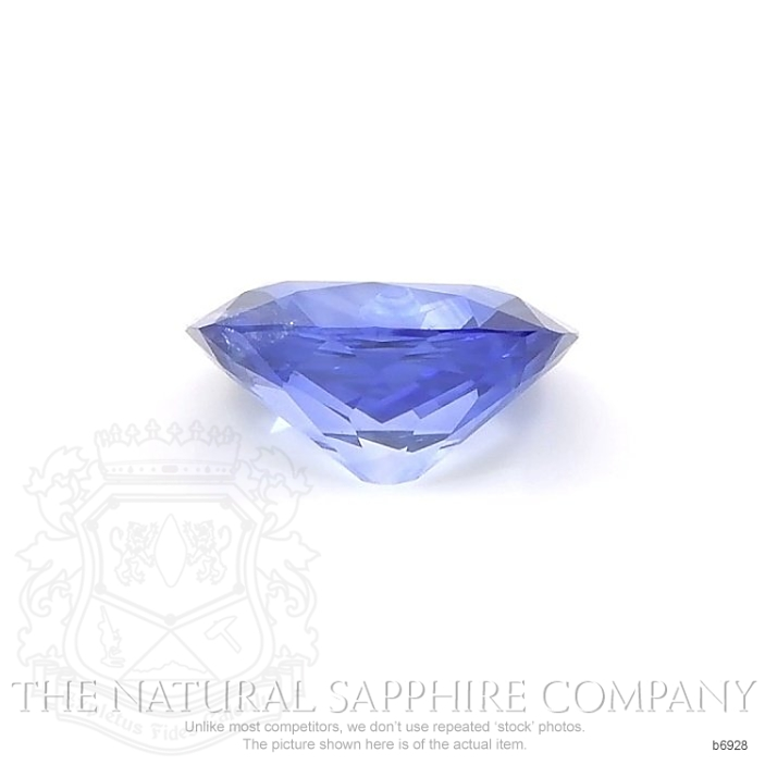 Natural Blue Sapphire B6928 Image 2