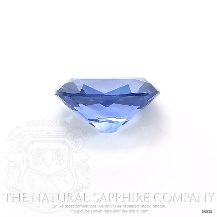 Natural Blue Sapphire B6932 Image 2
