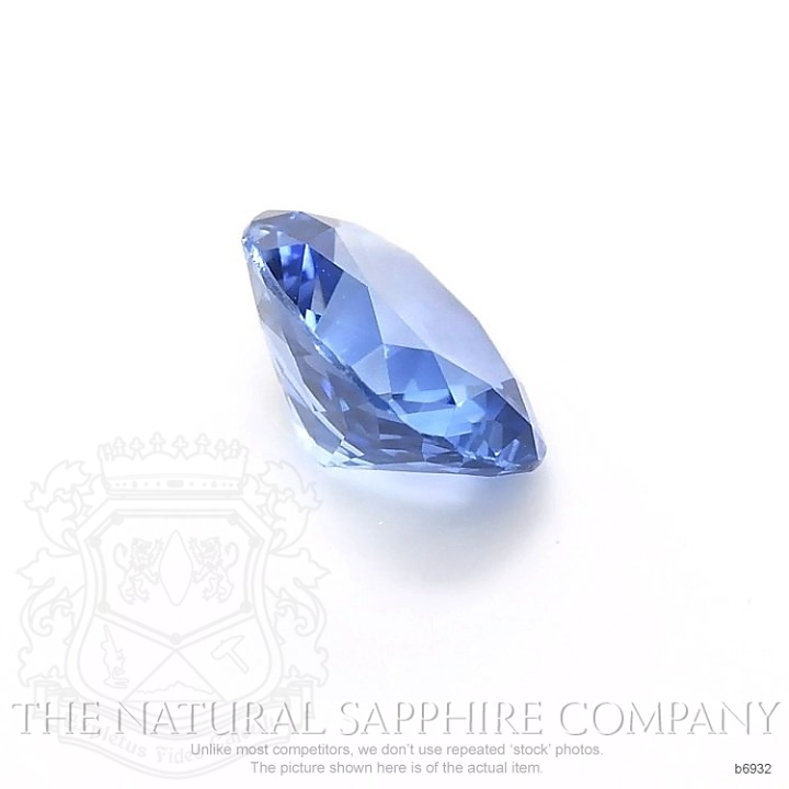 Natural Blue Sapphire B6932 Image 3