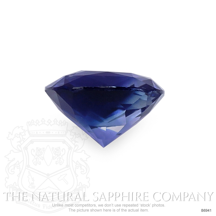 Natural Blue Sapphire B6941 Image 2