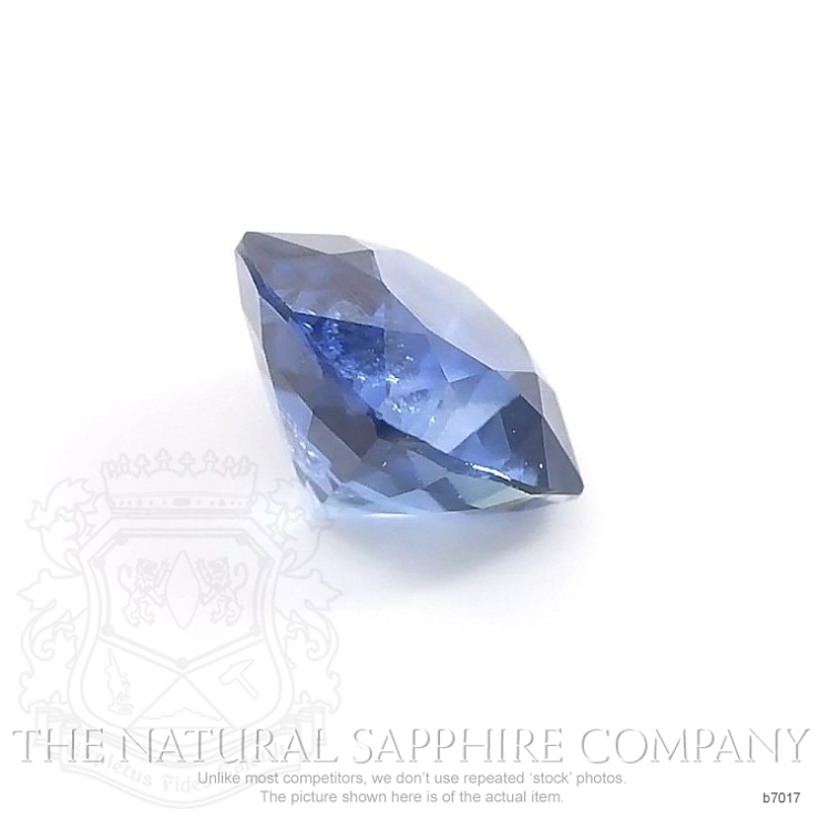 Natural Blue Sapphire B7017 Image 3