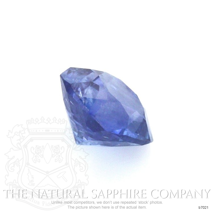 Natural Blue Sapphire B7021 Image 3