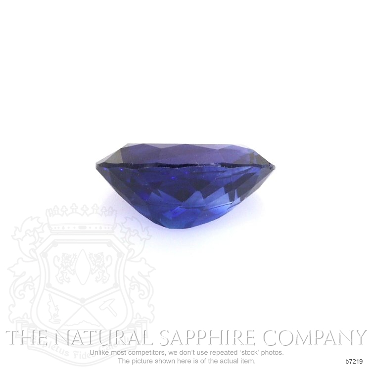 Natural Blue Sapphire B7219 Image 2