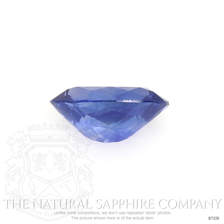 Natural Blue Sapphire B7226 Image 2