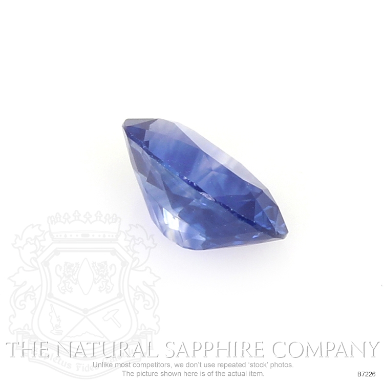 Natural Blue Sapphire B7226 Image 3