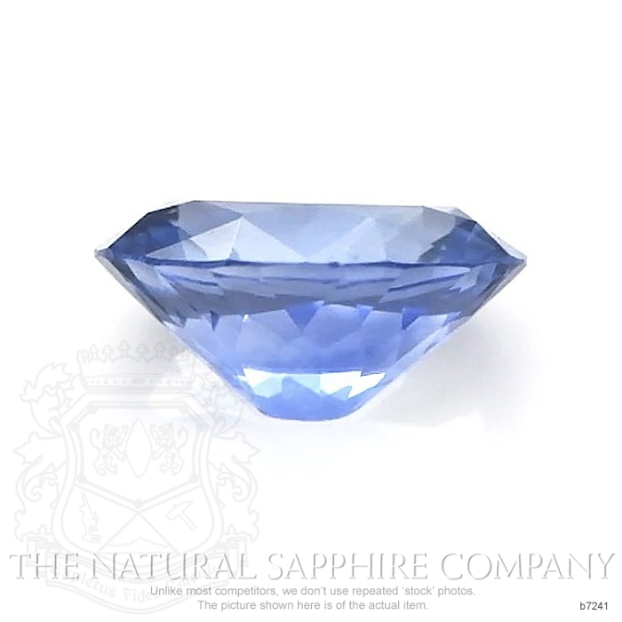 Natural Blue Sapphire B7241 Image 2