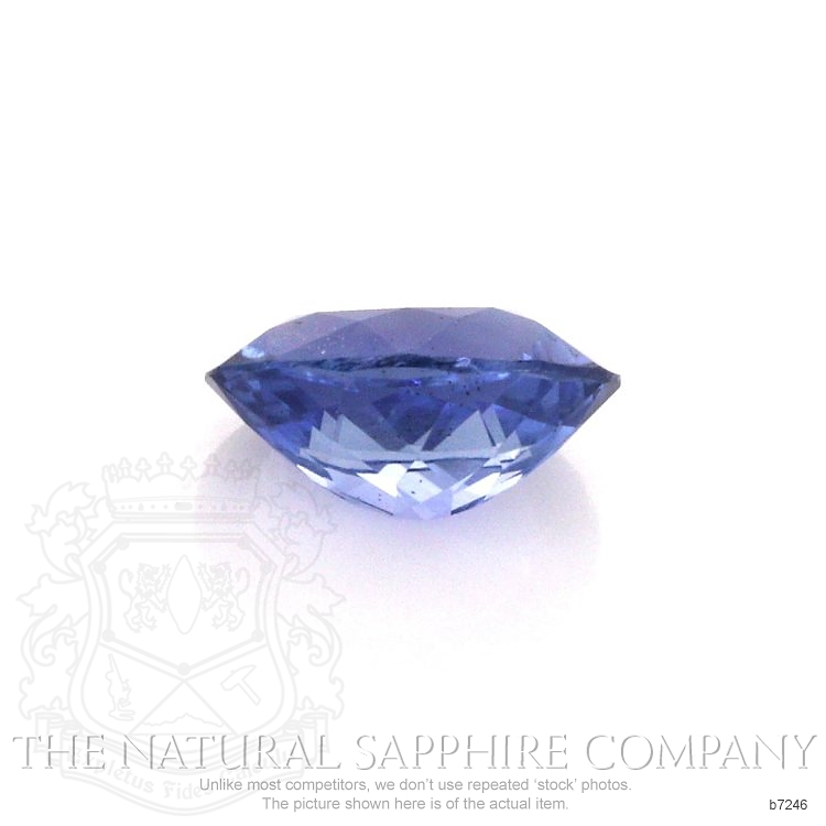 Natural Untreated Blue Sapphire B7246 Image 2