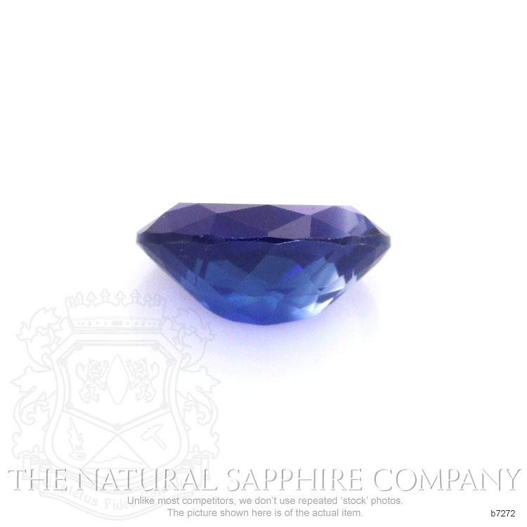 Natural Blue Sapphire B7272 Image 2