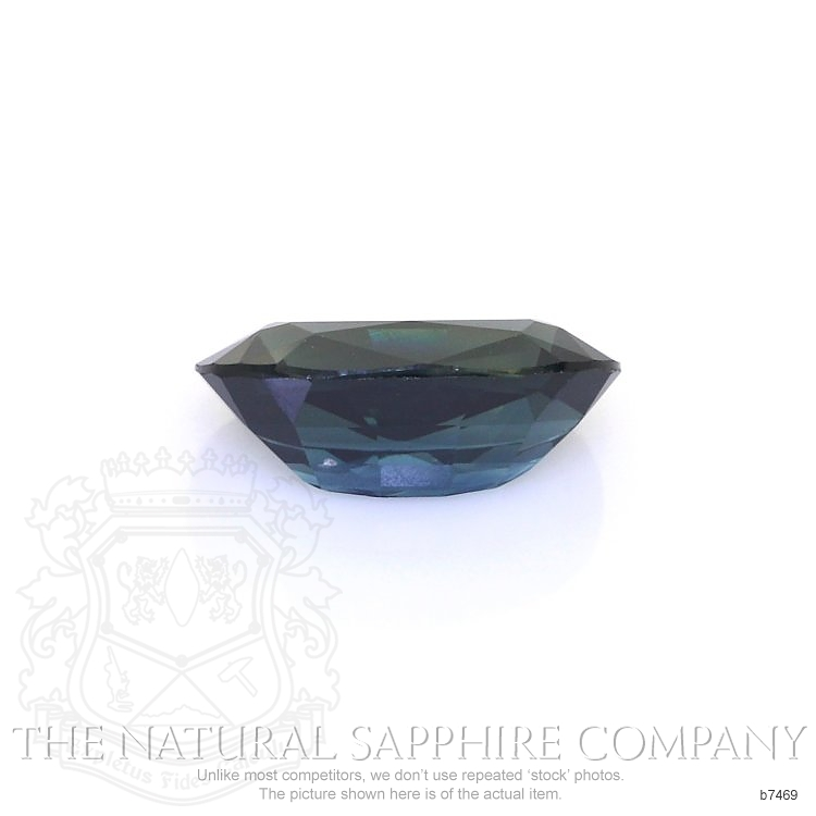 Natural Untreated Blue Sapphire B7469 Image 2
