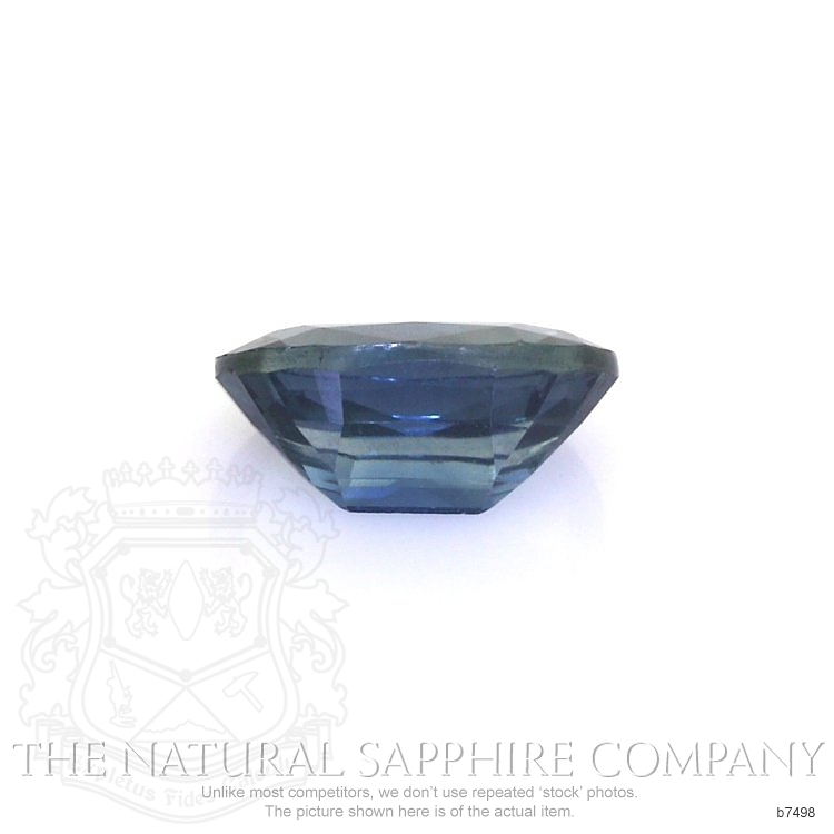 Natural Untreated Blue Sapphire B7498 Image 2