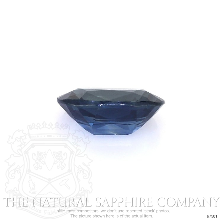Natural Untreated Blue Sapphire B7501 Image 2