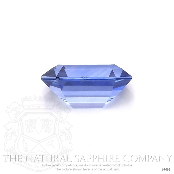 Natural Untreated Blue Sapphire B7566 Image 2