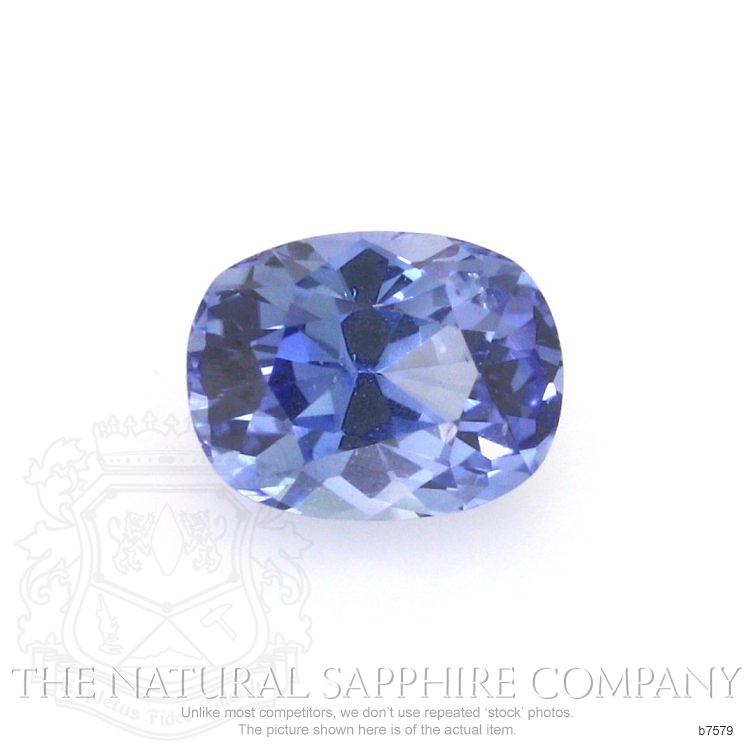 Natural Blue Sapphire B7579 Image