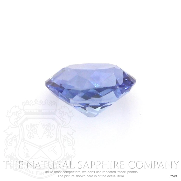 Natural Blue Sapphire B7579 Image 2