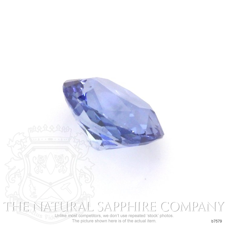 Natural Blue Sapphire B7579 Image 3