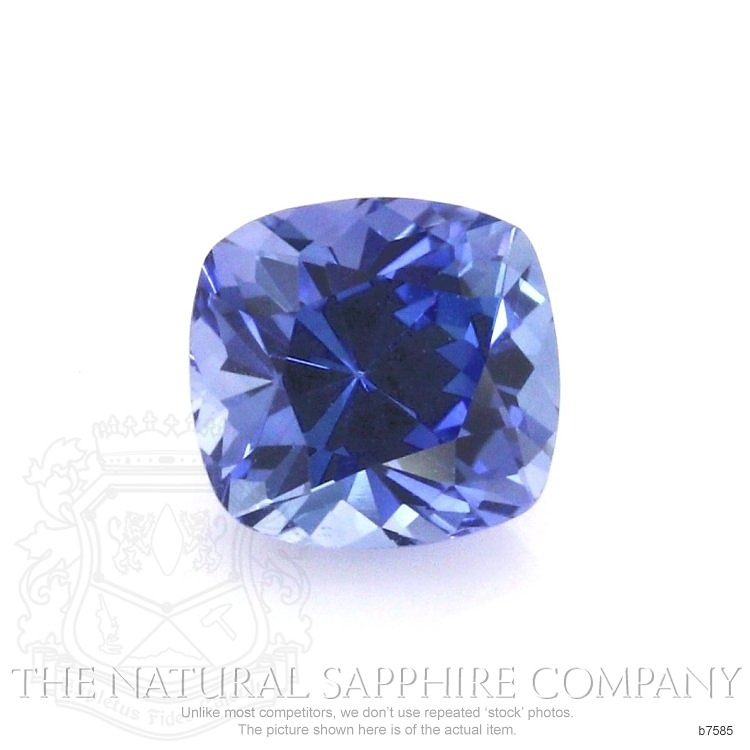 Natural Blue Sapphire B7585 Image