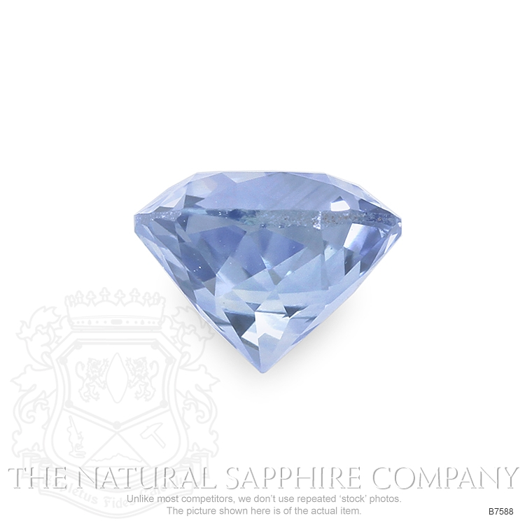Natural Blue Sapphire B7588 Image 2