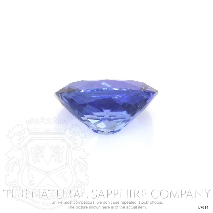 Natural Blue Sapphire B7614 Image 2