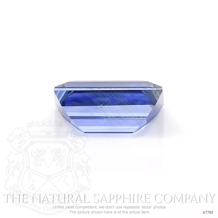 Natural Untreated Blue Sapphire B7793 Image 2